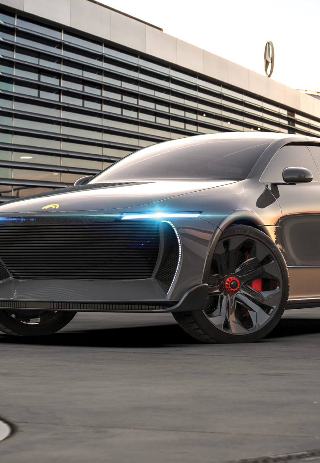 Designed by Humble Motors, Humble One is touted to be the world's first solar powered SUV | Humble One by Humble Motors | STIRworld