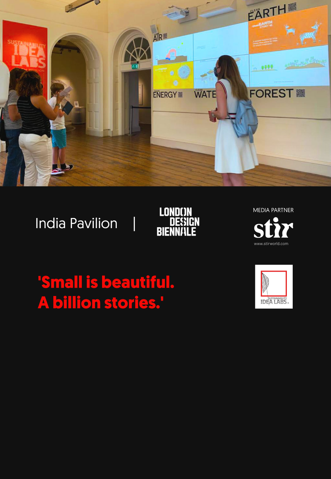 The India Pavilion at the London Design Biennale 2021 is now open at Somerset House, featuring innovative ideas from all across the subcontinent | London Design Biennale 2021 – India Pavilion | STIRworld