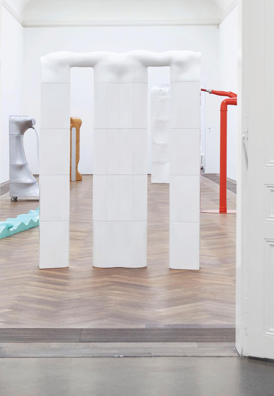 Die Nichtschoenen Works 1967–1974 by Joachim Bandau at Kunsthalle Basel | Joachim Bandau | STIRworld