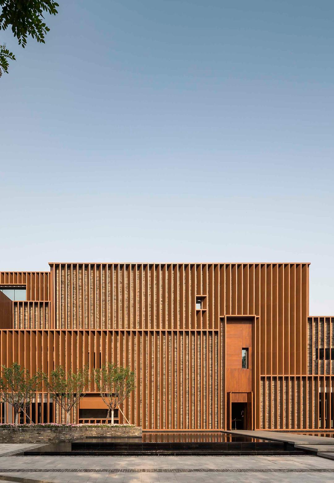 Junshan Cultural Center | Neri&Hu | STIRworld
