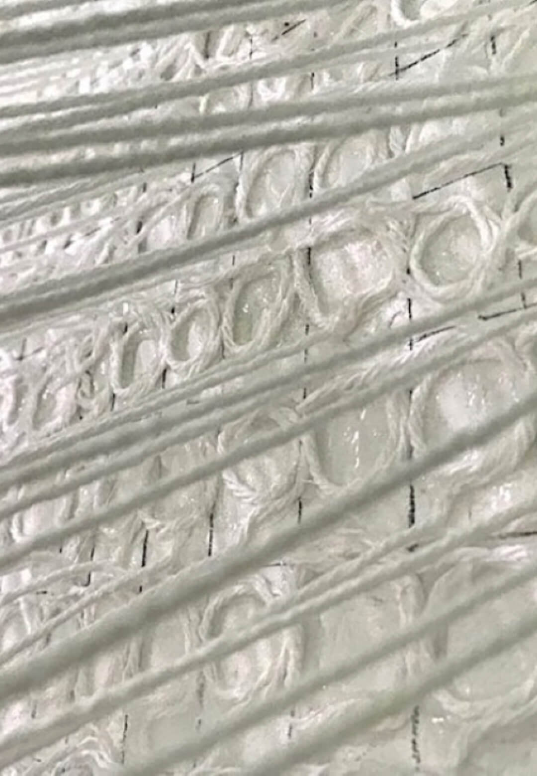 Under 1,000 Suns (With Yoko, Agnes & Eva) Detail Close up | Katherine Hunt | STIRworld