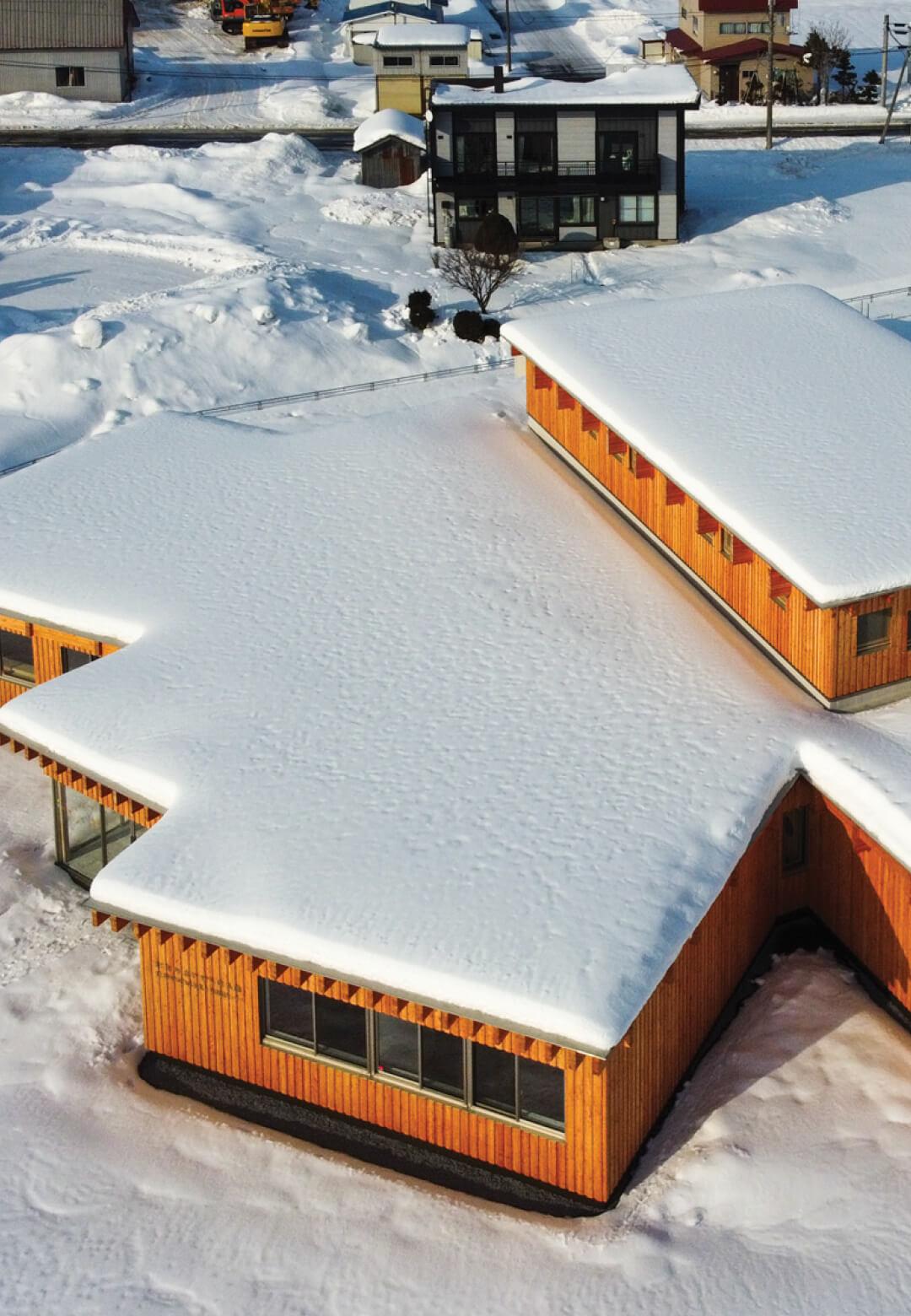 Yawara Nursery School in Hokkaido, Japan | Nursery School in Hokkaido by Kengo Kuma and Associates | STIRworld