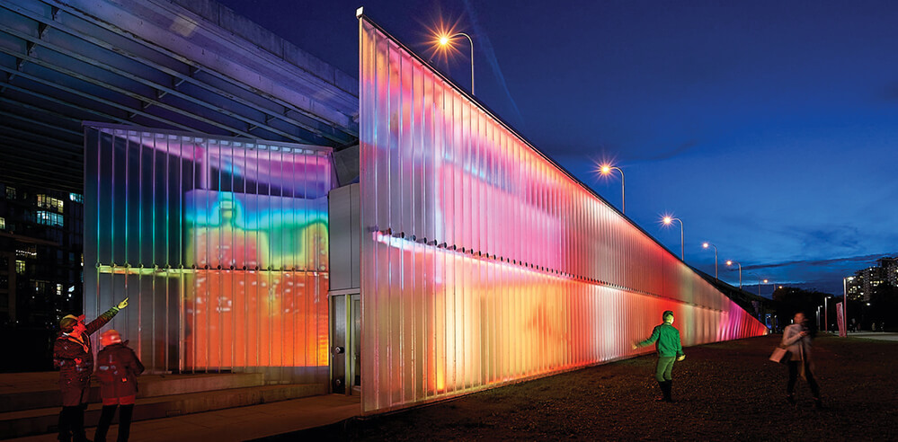 LeuWebb Projects' public art installations are a revelation on history and perception