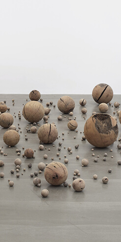 Li Gang's art practice is a revelation on the significance of materiality