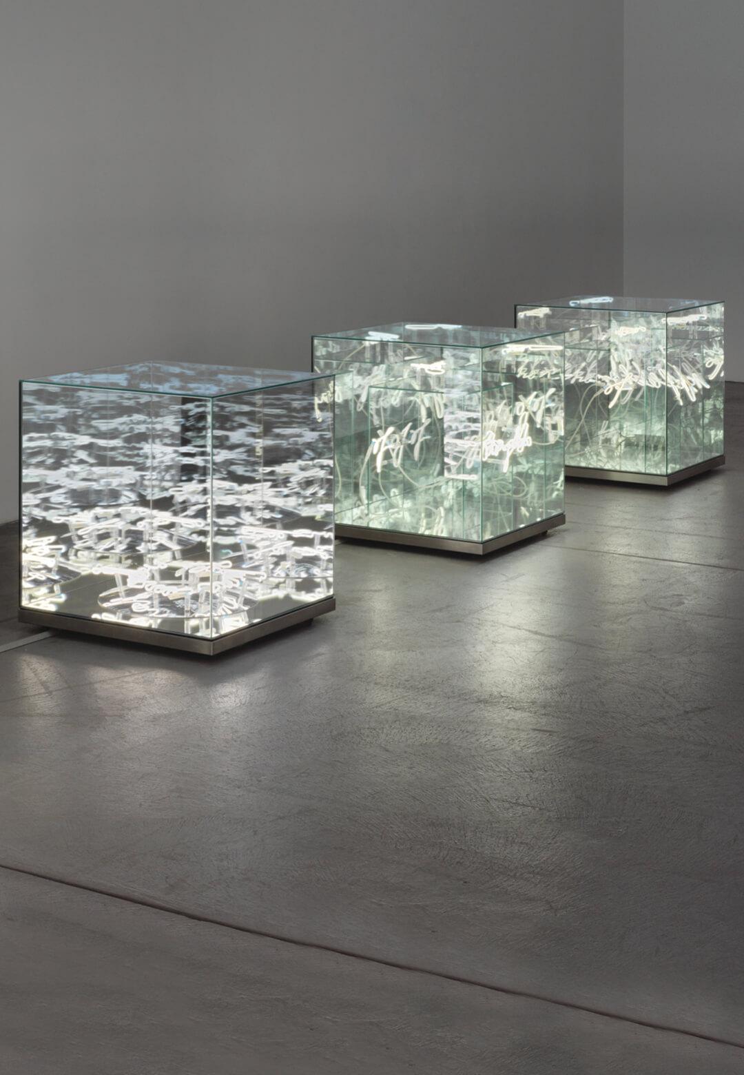 Lost under the Surface, Museum Haus Konstruktiv, Zurich 2020.| Stefan Altenburger | STIRworld