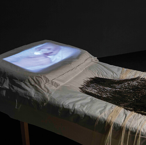Lin Tianmiao discusses 'The Proliferation of Thread Winding' at exhibition 2020+