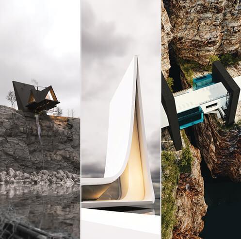 Living on the edge with Iranian architect and designer, Milad Eshtiyaghi