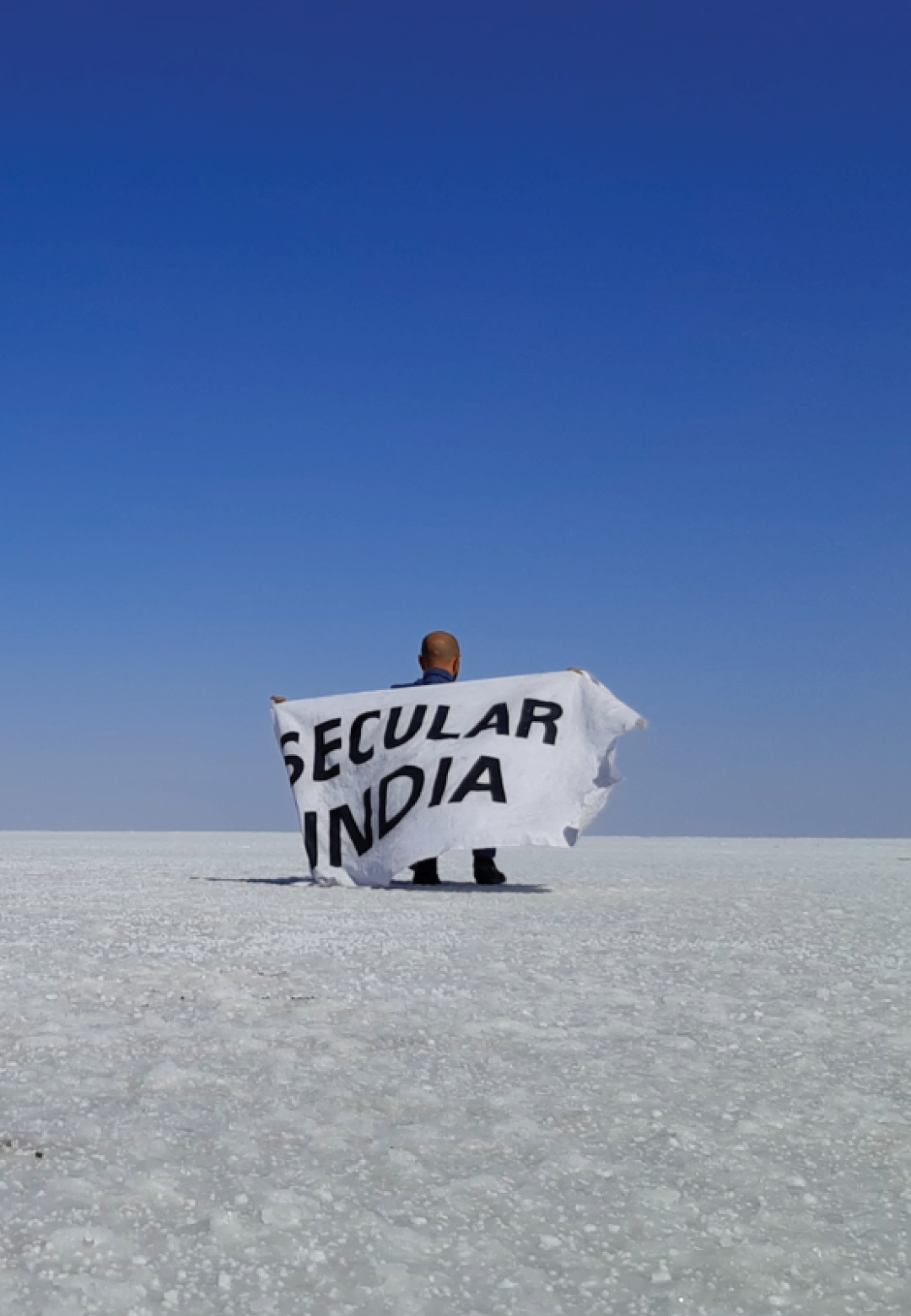 In search of a ritual, 'The Secular Project' at the Rann of Kutch, Gujarat | Mandeep Raikhy | The Secular Project | STIRworld