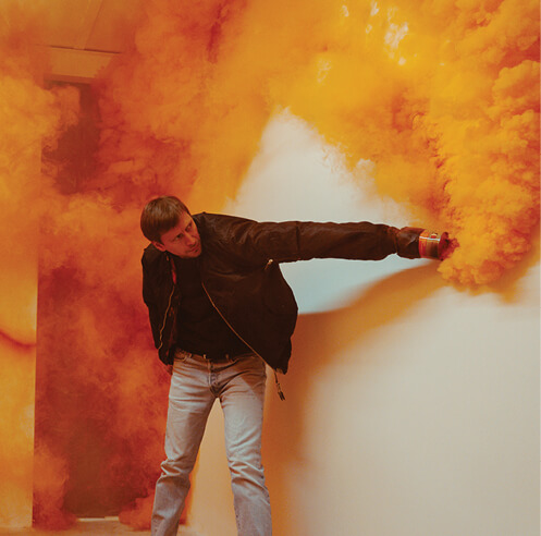 Marcin Dudek's 'Slash and Burn II' in Brussels is a creative take on a disturbing past