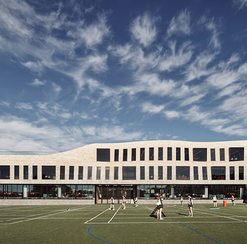 MLC's Nicholas Learning Centre, Melbourne, reflects contemporary educational design