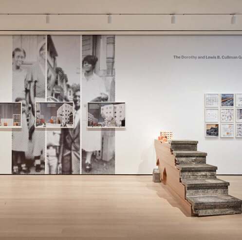 MoMA's latest exhibit interrogates American architecture's history with blackness
