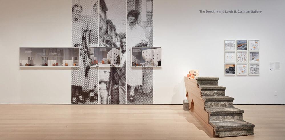 MoMA's latest exhibit interrogates American architecture's history with blackness