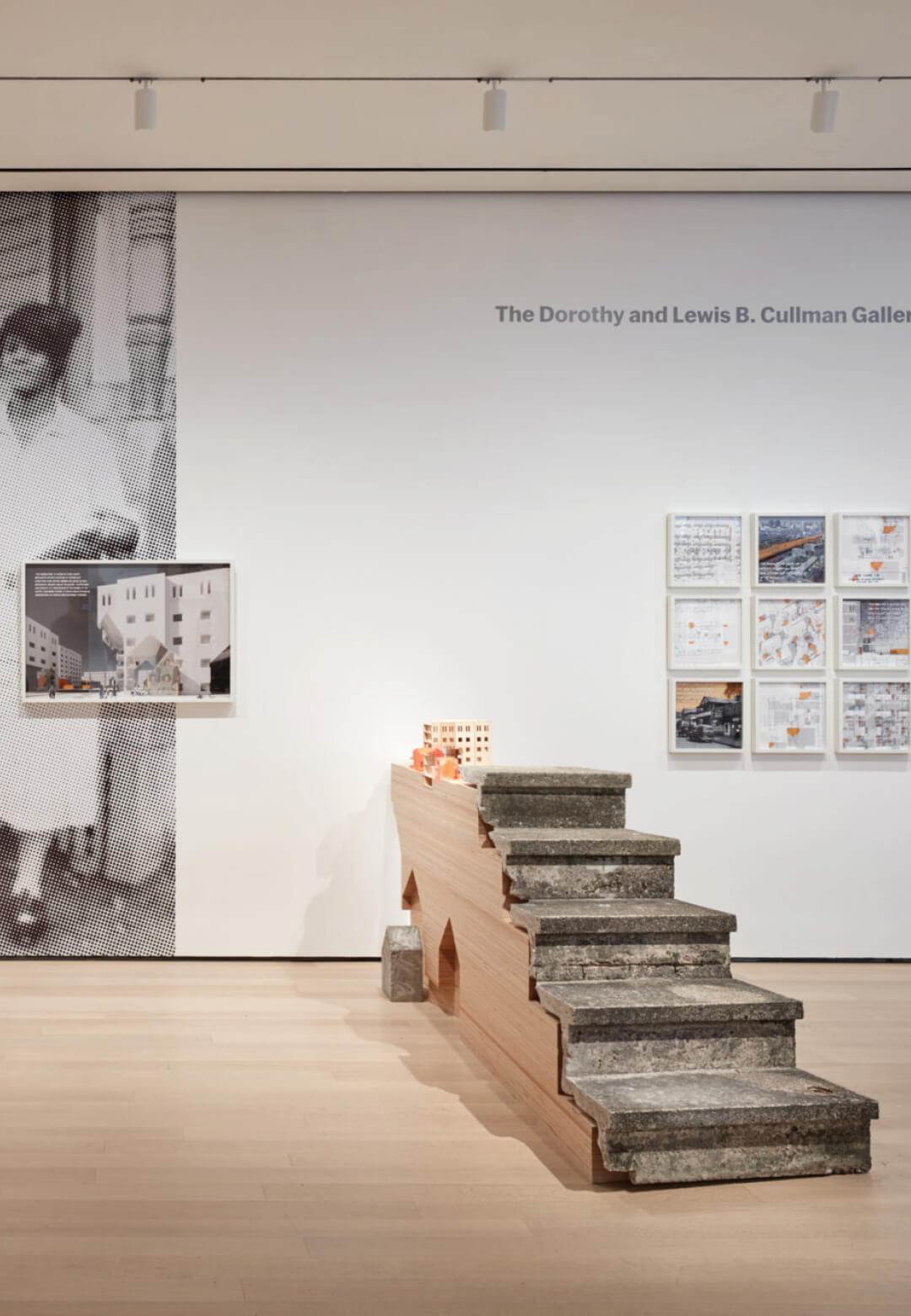 Installation view of Reconstructions: Architecture and Blackness in America at The Museum of Modern Art, New York | Reconstructions: Architecture and Blackness in America | STIRworld