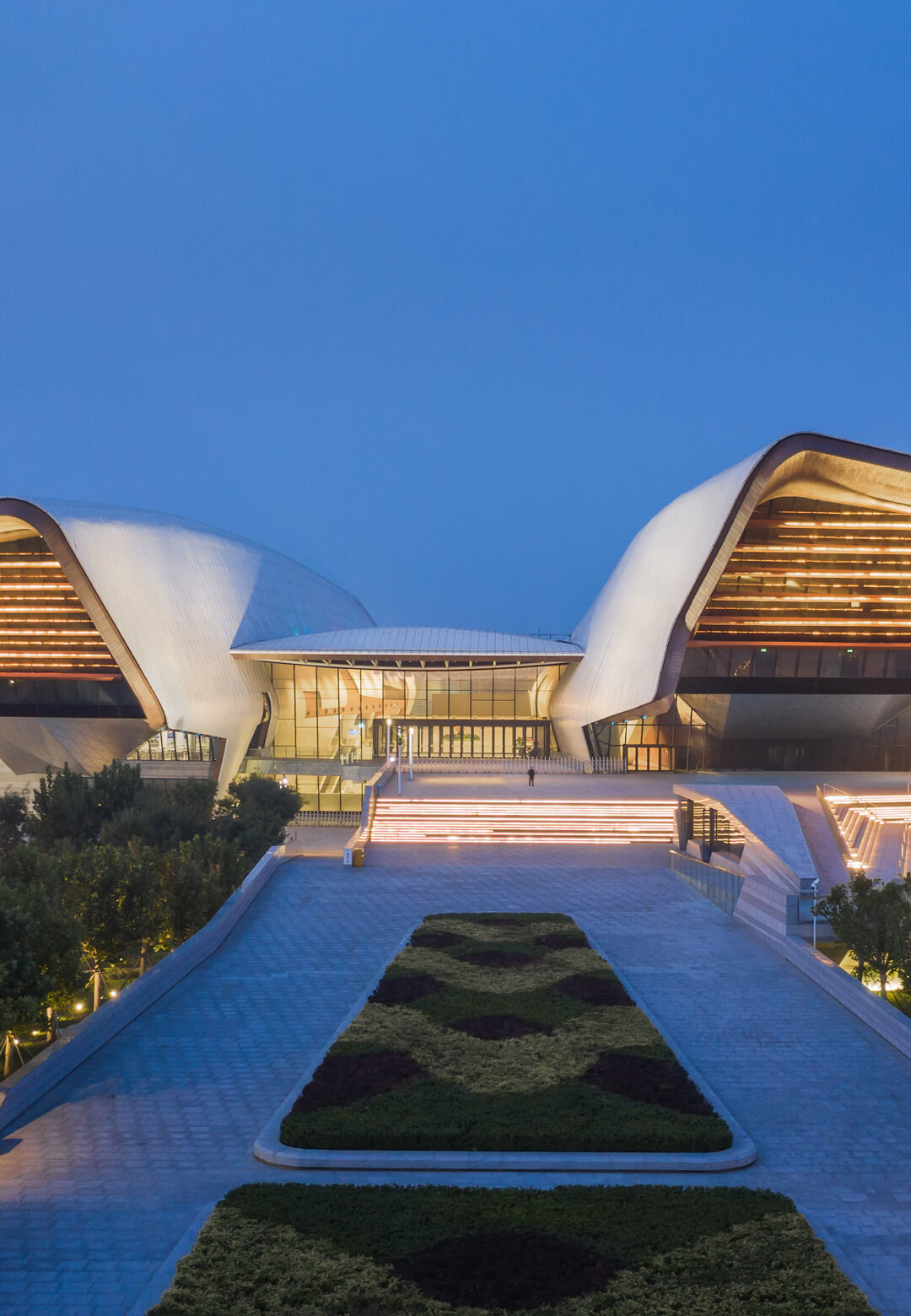 China's first National Maritime Museum designed by Australia-based architecture firm COX Architecture | National Maritime Museum of China | Cox Architecture | STIRworld