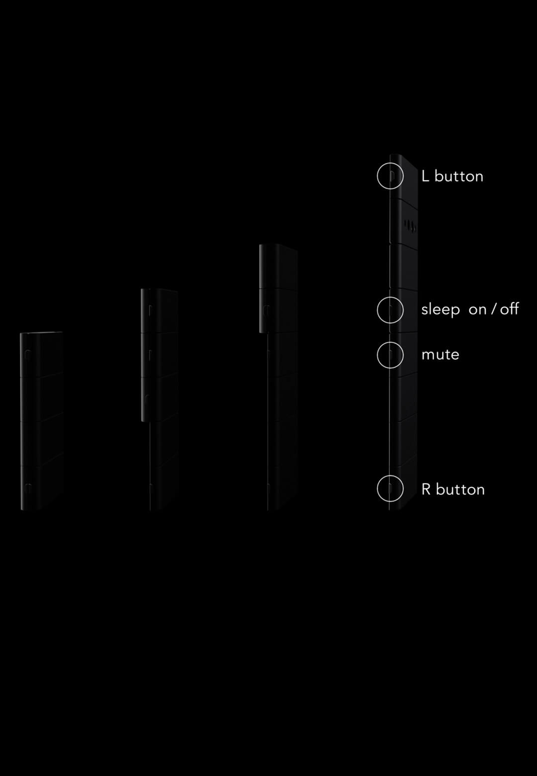 Nendo's new smartphone design concept for Oppo | New Smartphone Design | Nendo | STIRworld