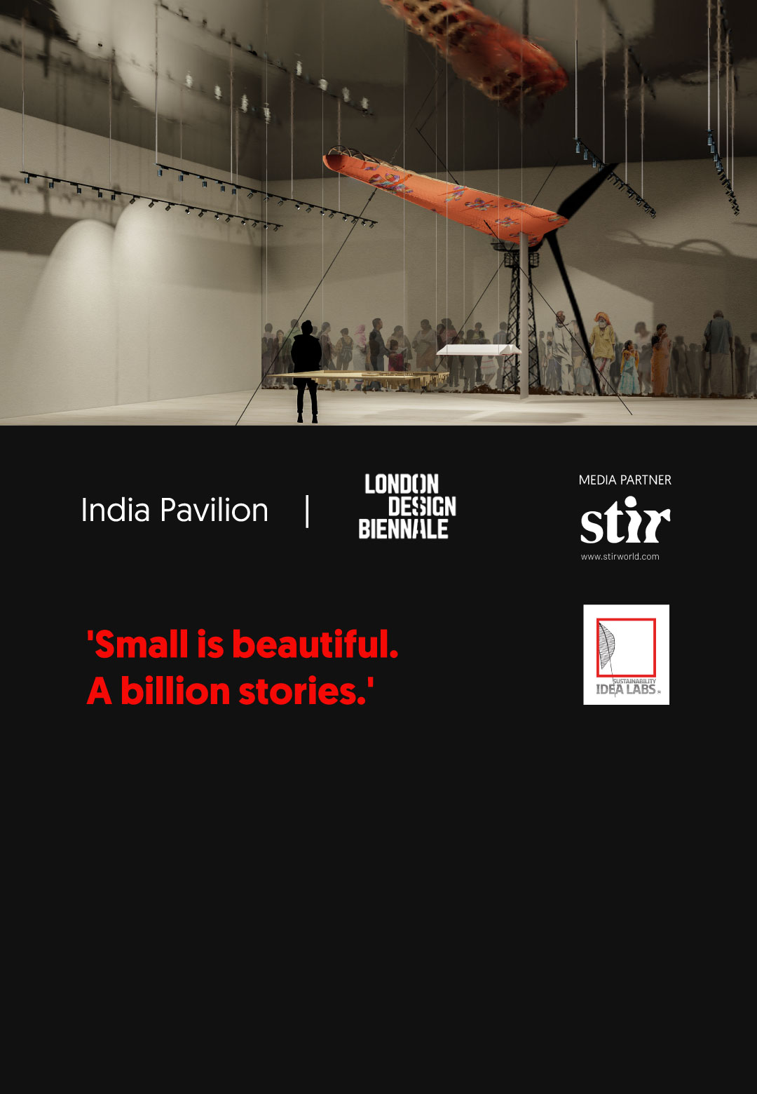 Proposal for India Pavilion at this year's London Design Biennale 2021 | LDB Curatorial Note: Interview with Nisha Mathew Ghosh | STIRworld