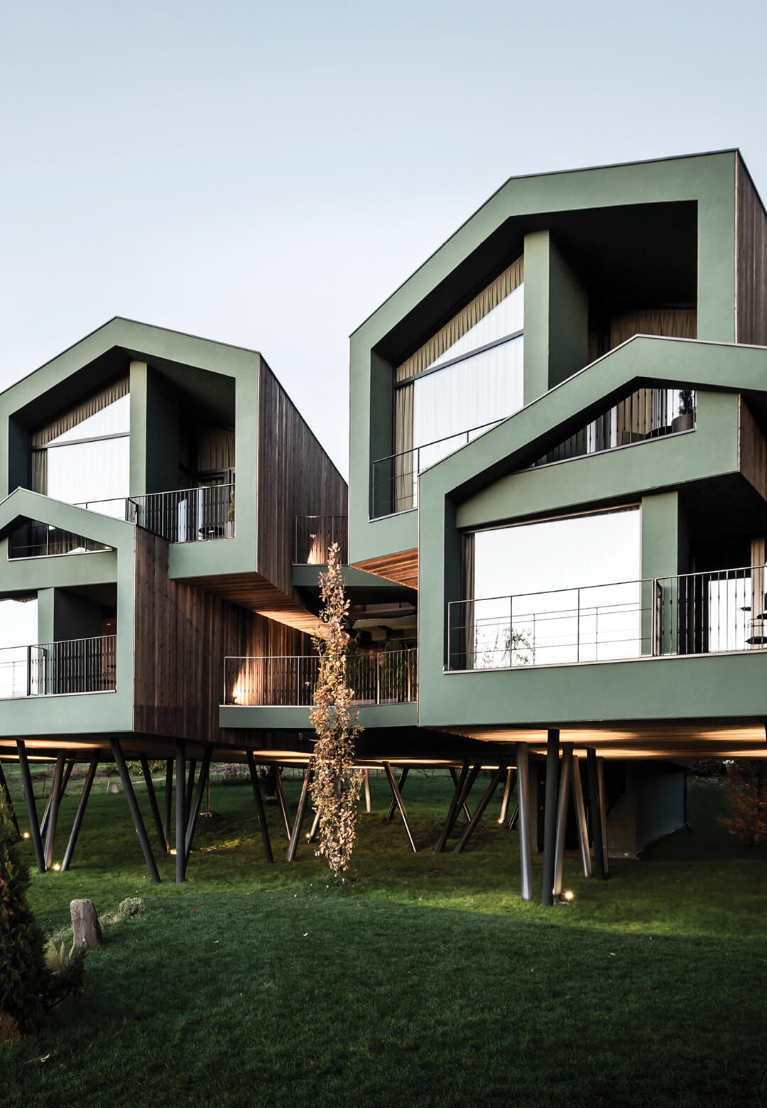 Floris Hotel by noa* Network of Architecture in South Tyrol, Italy | Floris Hotel | noa* Network of Architecture | STIRworld