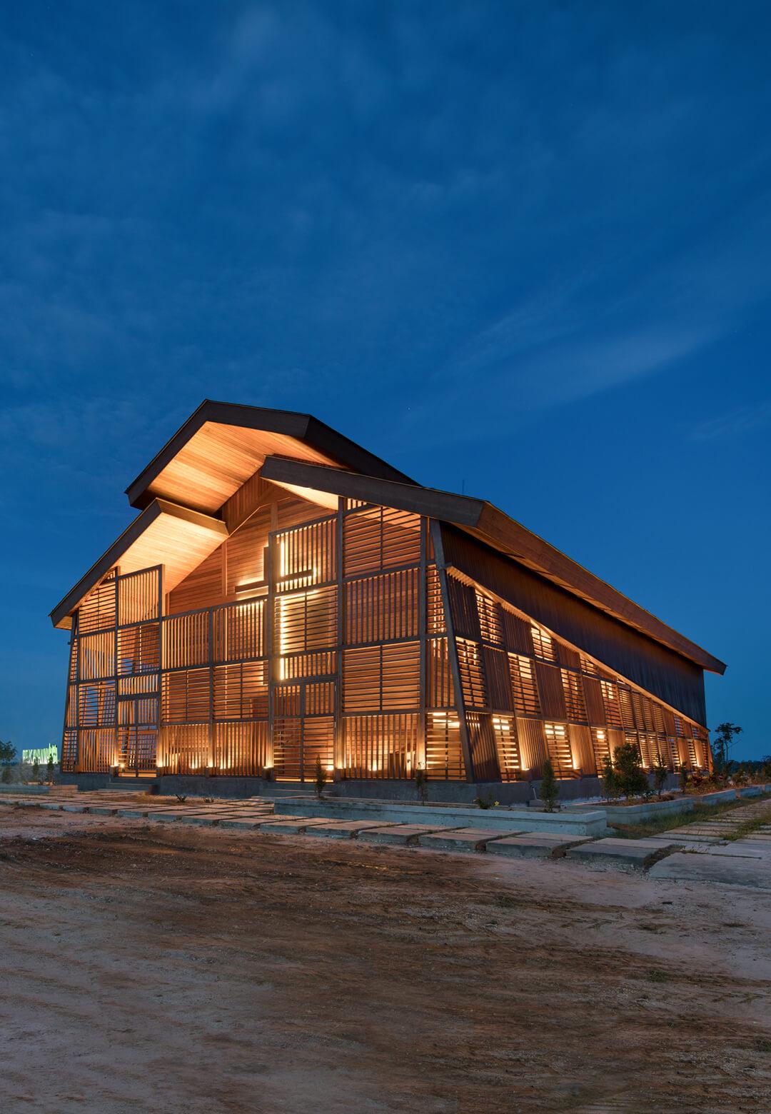 The Oikumene Church designed by TSDS Interior Architects in Indonesia | Oikumene Church | TSDS Interior Architects | STIRworld