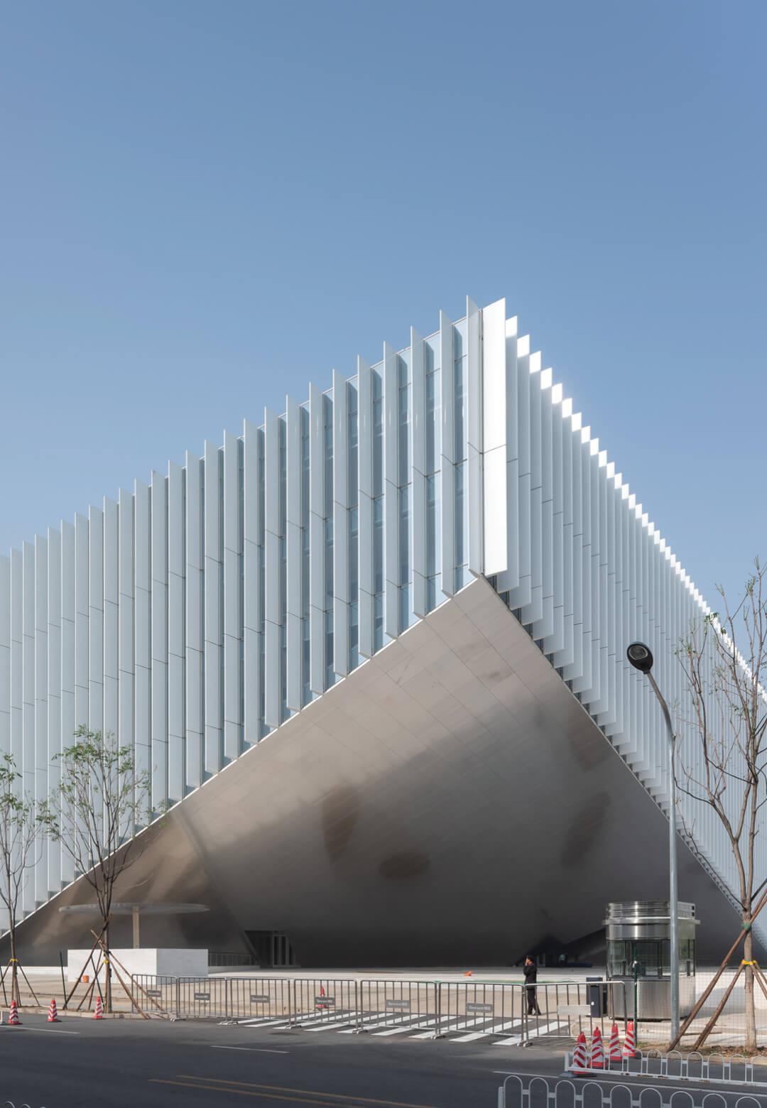 Tencent Beijing Headquarters | OMA | STIRworld