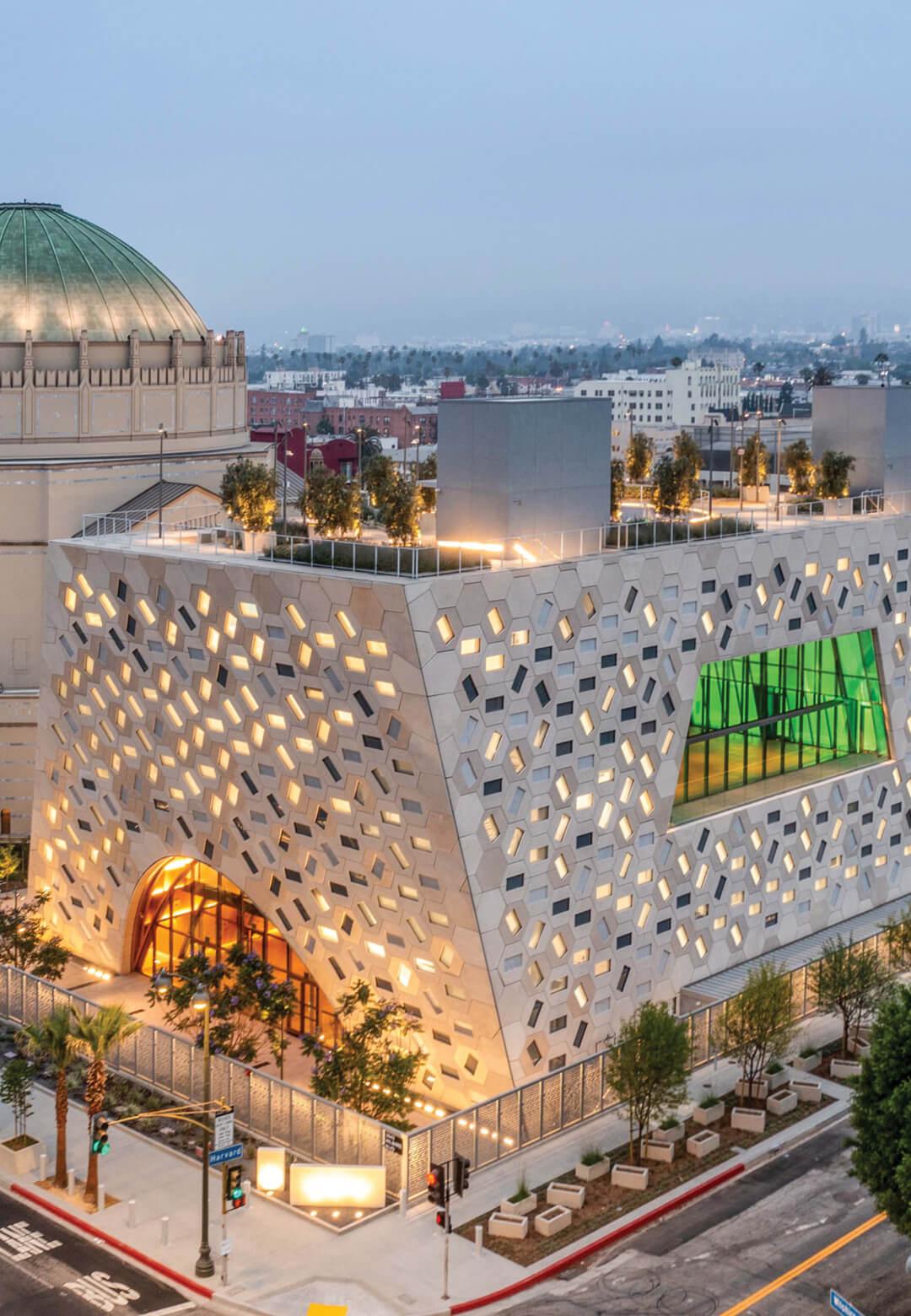 Audrey Irmas Pavilion by OMA | California | STIRworld