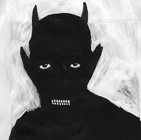 Pablo Iglesias Prada captures human evil through his expressionist works