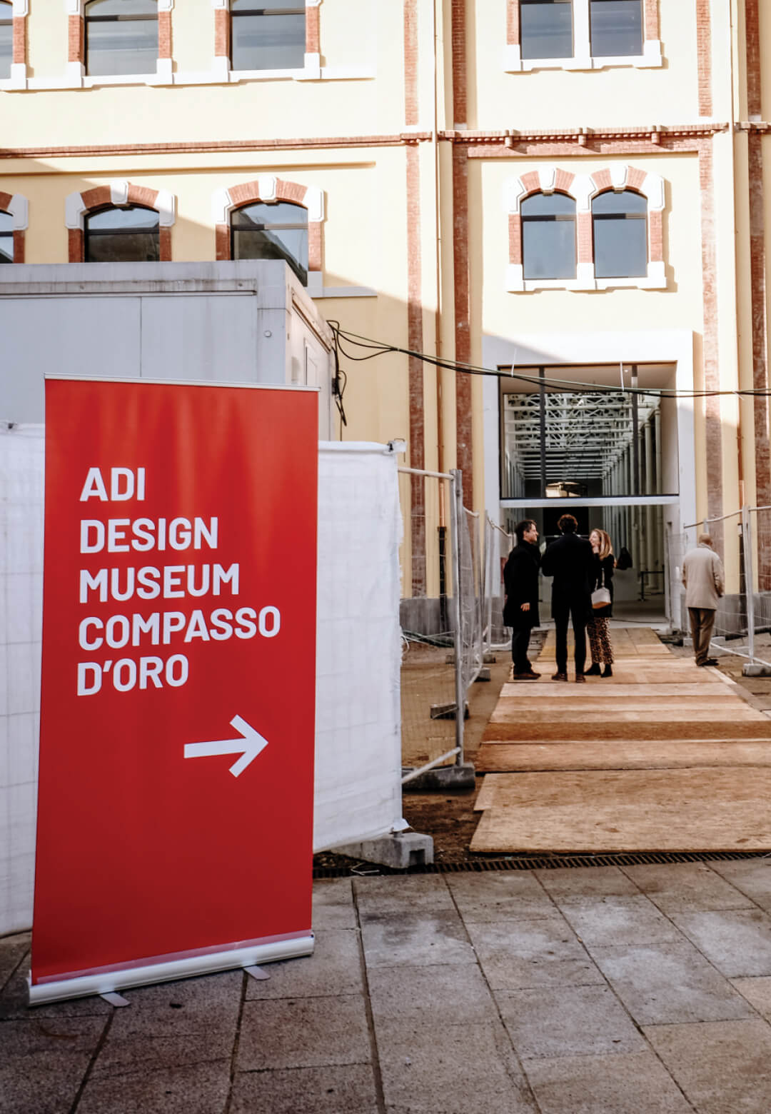 The recently opened new ADI Design Museum in Milan will showcase the historic collection of the Compasso d'Oro | ADI Museum Compasso d'Oro | STIRworld