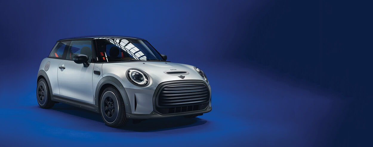 Paul Smith blends 'sustainability and perfect imperfection' in the new MINI Strip