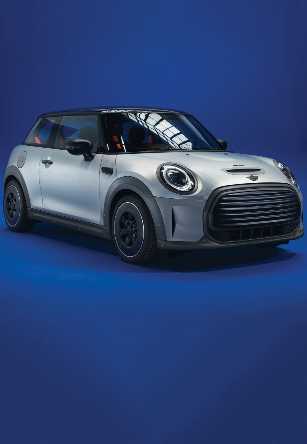 The MINI Strip is the product of a collaboration between Sir Paul Smith and MINI   MINI Strip by Paul Smith   STIRworld