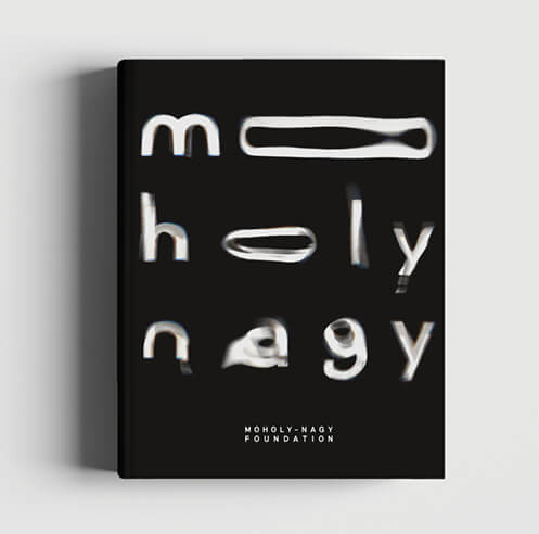 Pentagram designs a new branding identity for the Moholy-Nagy Foundation