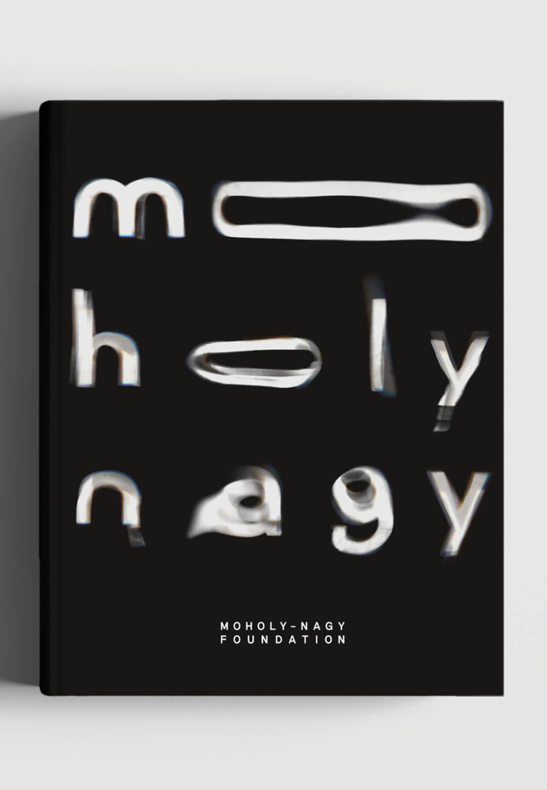 The new branding for Moholy-Nagy Foundation designed by Pentagram | Moholy-Nagy Foundation | Pentagram | STIRworld