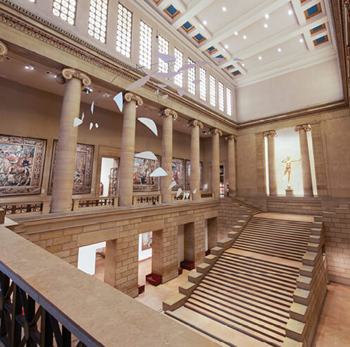 Philadelphia Museum of Art reopens to reveal Frank Gehry's Core Project