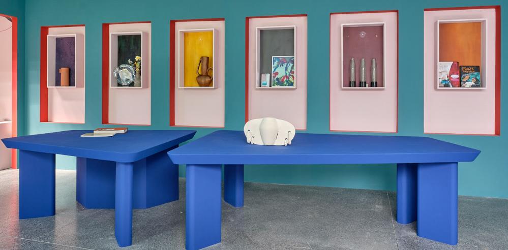 Pierre Yovanovitch's revitalisation of Villa Noailles' boutique in France