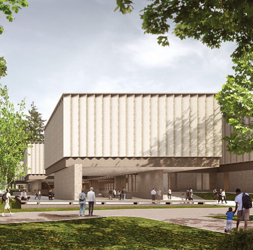 Adjaye Associates unveil design for Princeton University Art Museum