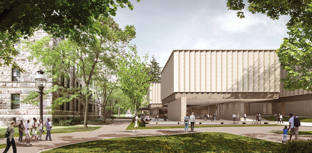 Adjaye Associates unveil design for Princeton University Art Museum