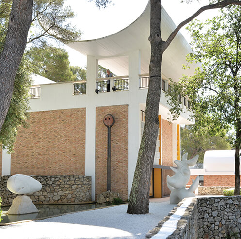 Private Museums of the World: Fondation Maeght