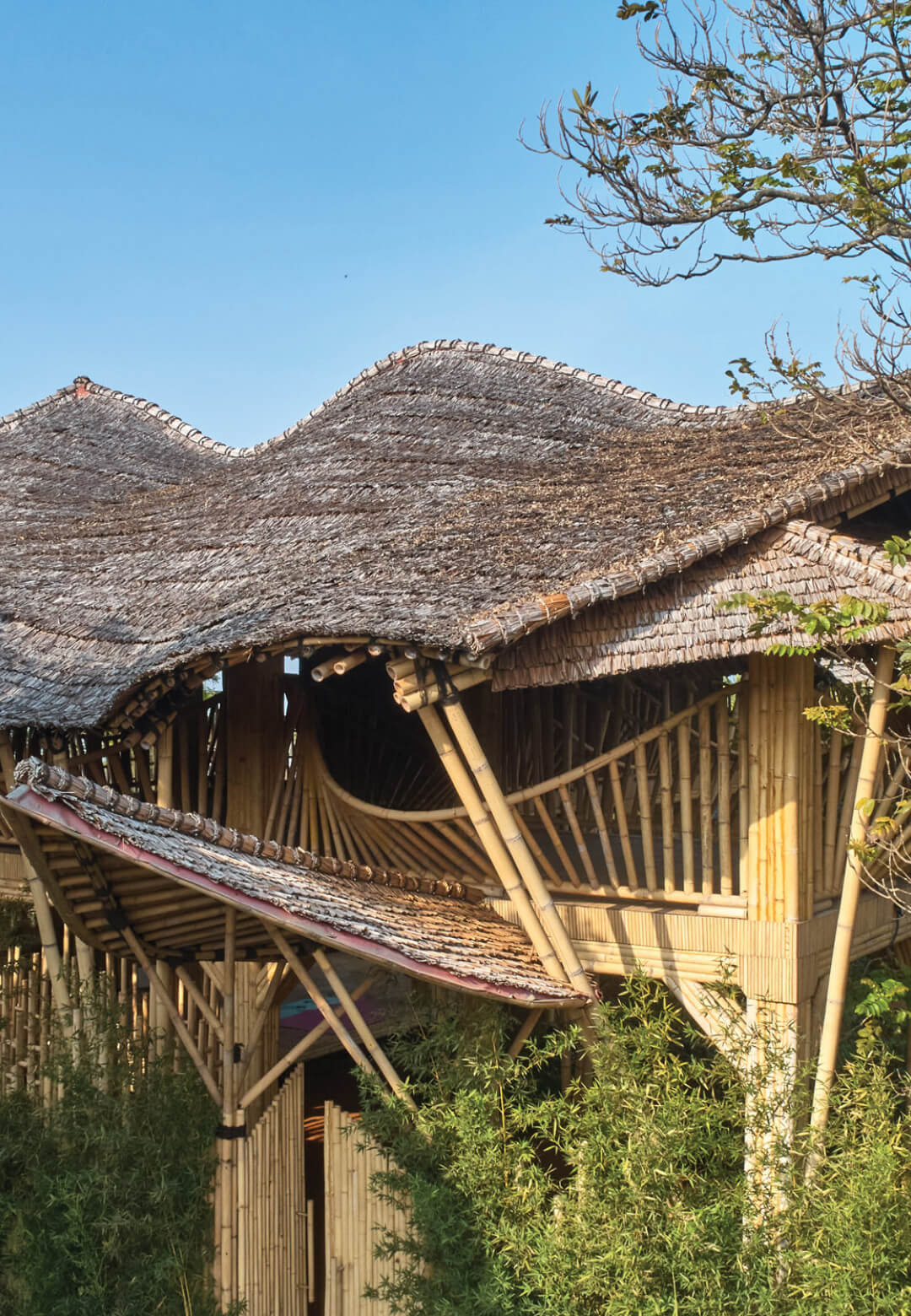 The artisan workshop and Kujang hall at Piyandeling | Piyandeling | Realrich Architecture Workshop (RAW) | STIRworld