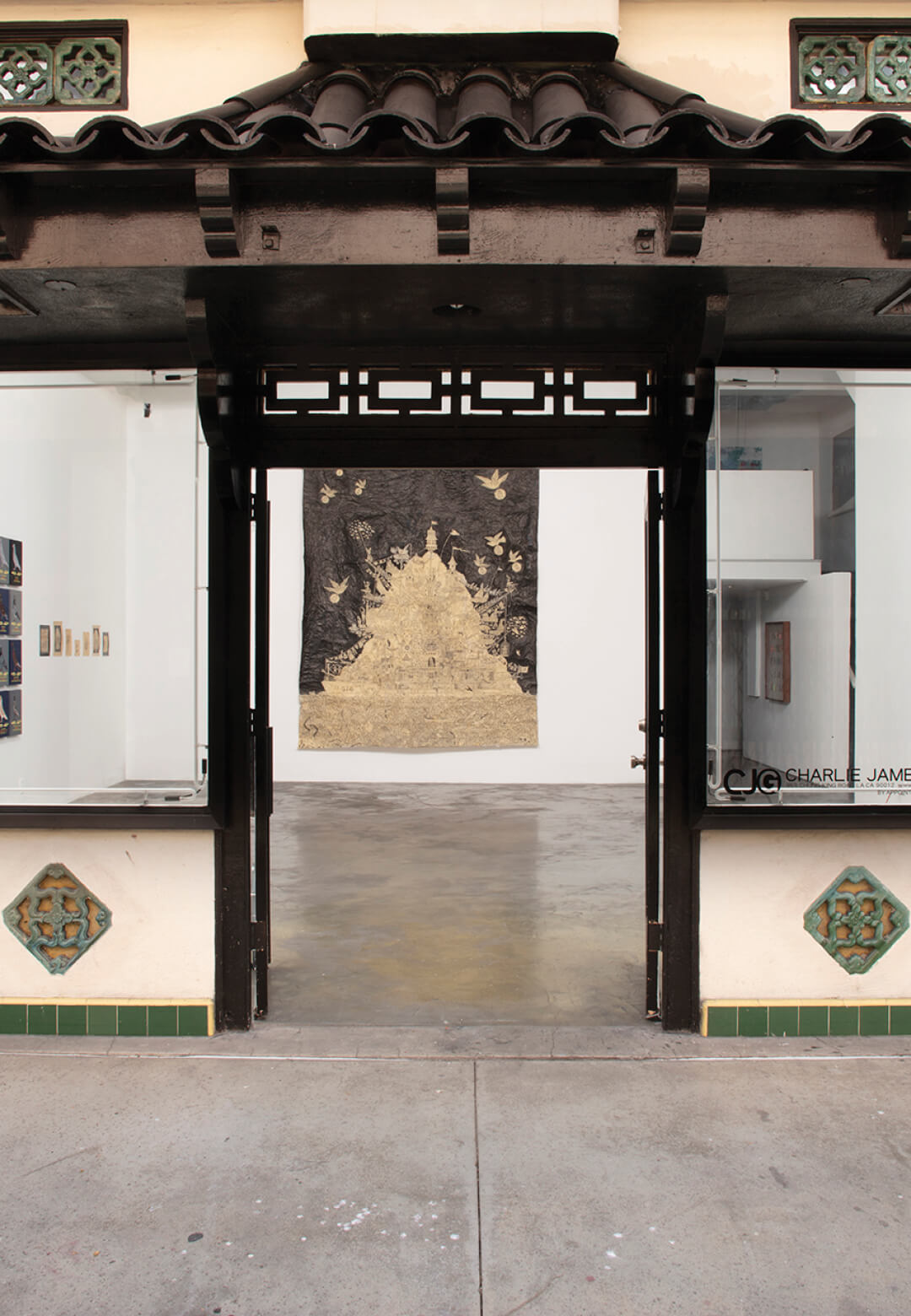 A view of Far Away at Charlie James Gallery, Los Angeles | Far Away| Duke Riley| STIRworld