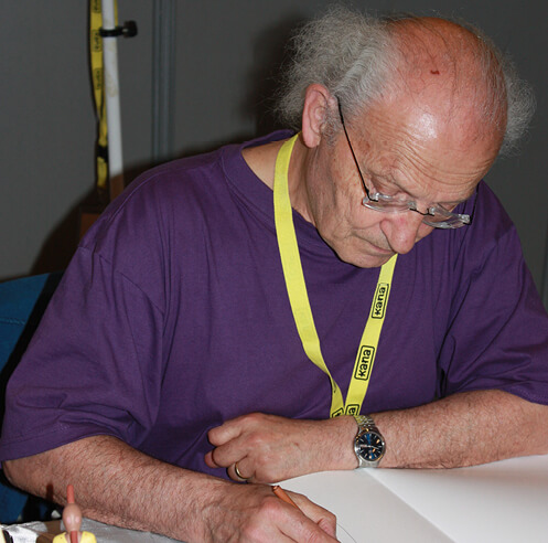 Remembering the art of comic books giant, Jean 'Mœbius' Giraud