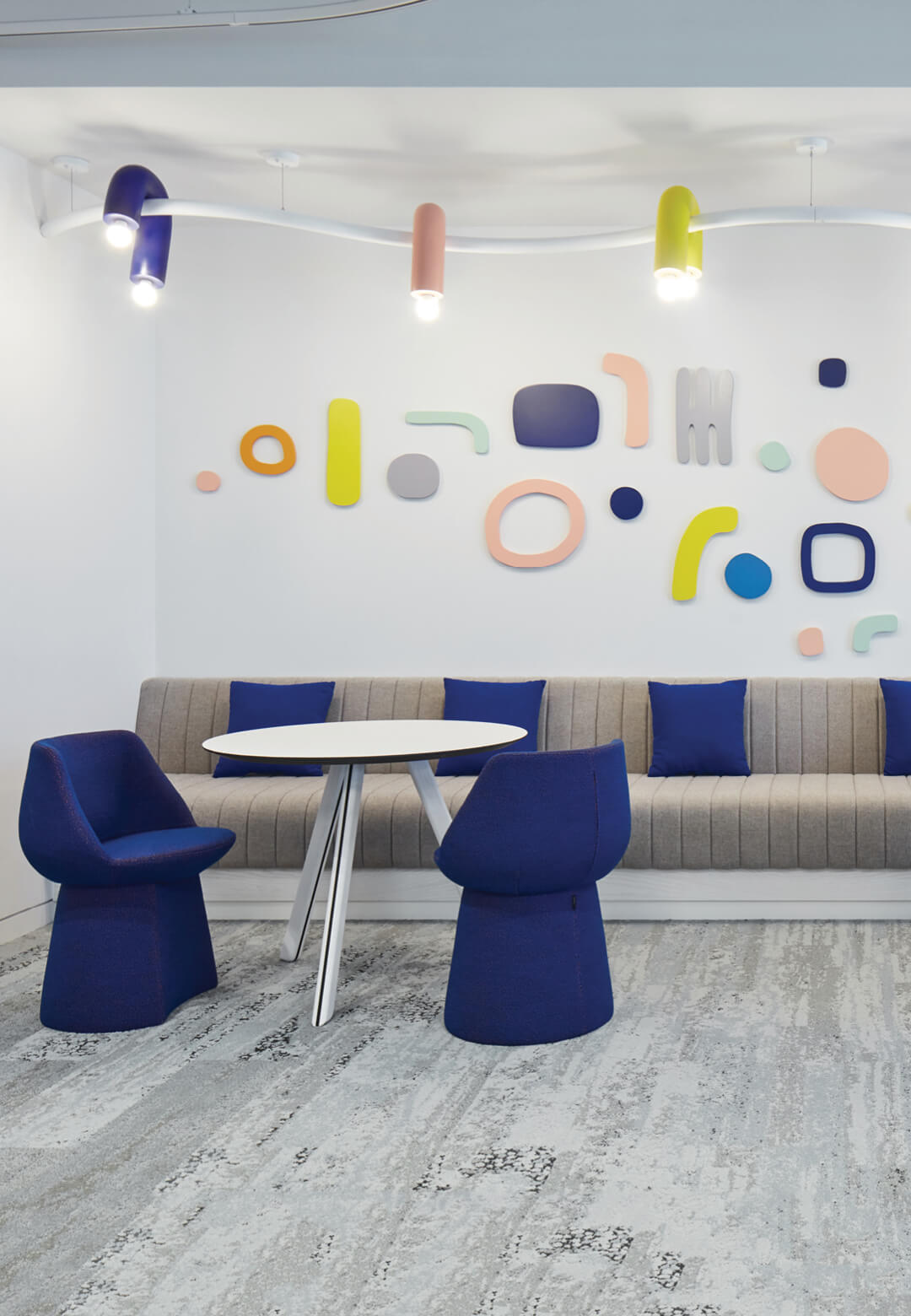 Inside the new headquarters of Early Childhood Authority in Abu Dhabi | Early Childhood Authority by Roar | STIRworld