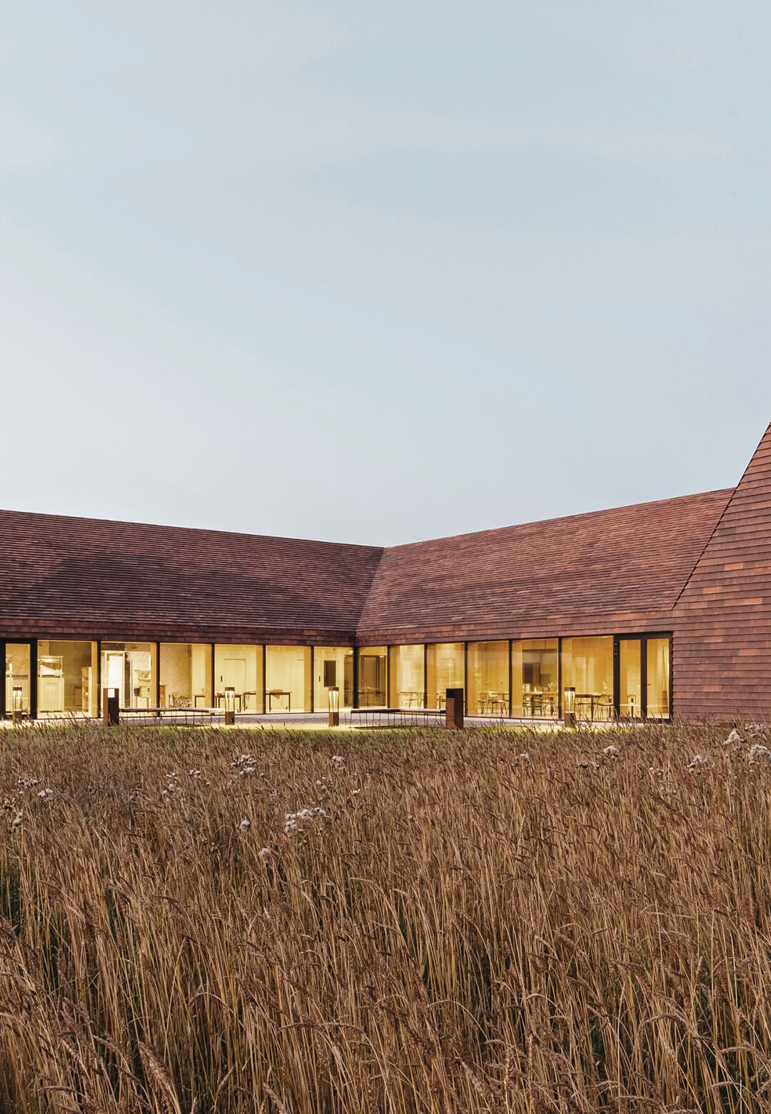 The House of Grain in Denmark by Reiulf Ramstad Arkitekter | House of Grain/ Kornets Hus | Reiulf Ramstad Arkitekter | STIRworld