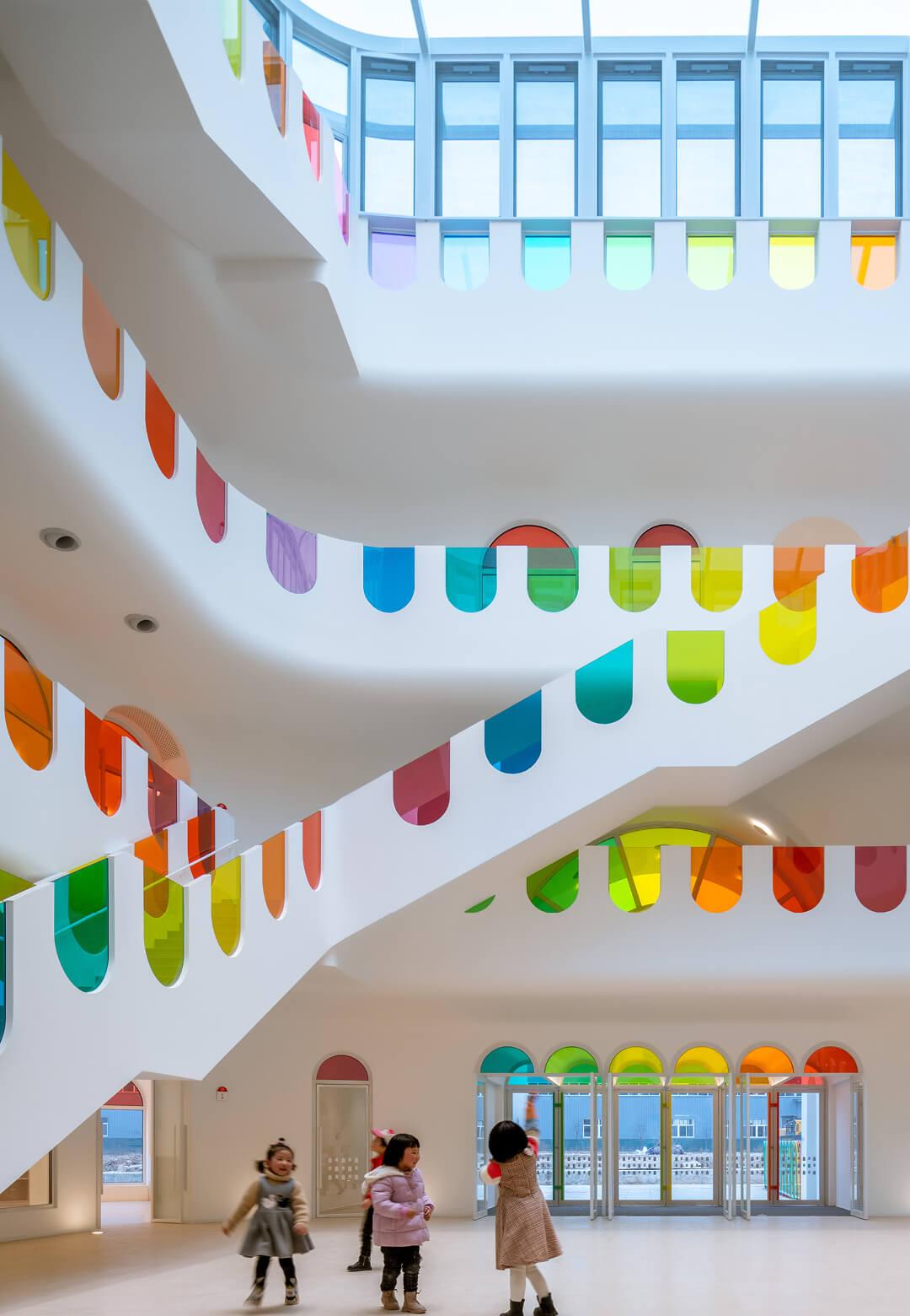 Kaleidoscope in Tianshui | SAKO Architects | STIRworld