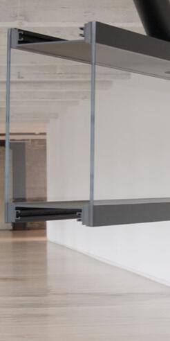 Sarah Oppenheimer's interventionist art reveals unseen part of the built environment