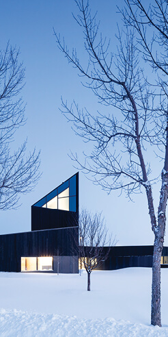 Shape Architecture's South Haven Centre for Remembrance obeys a non-religious nature