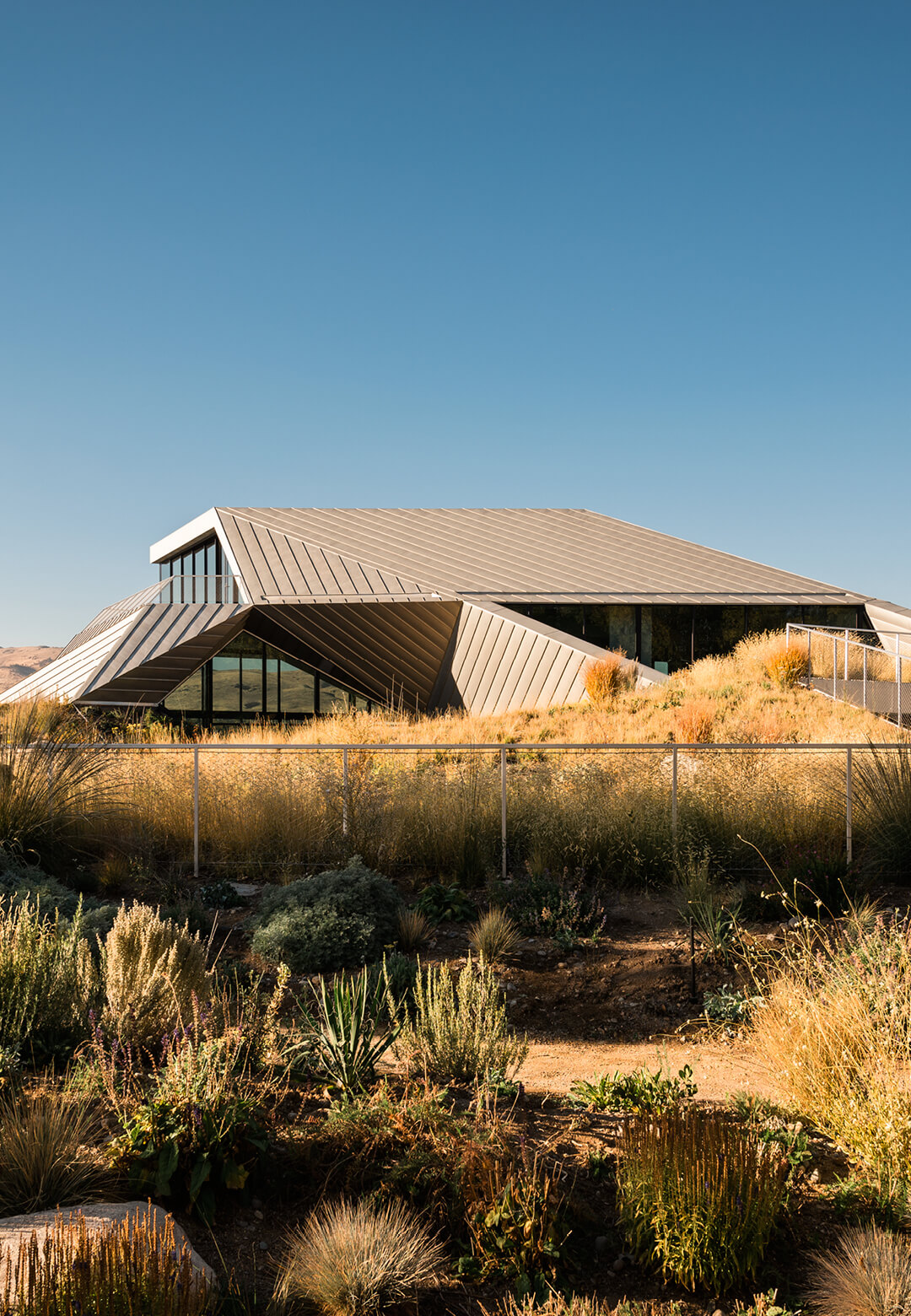 Shapeshifter House in Nevada, USA, designed by Californian firm OPA | Shapeshifter House by OPA | STIRworld