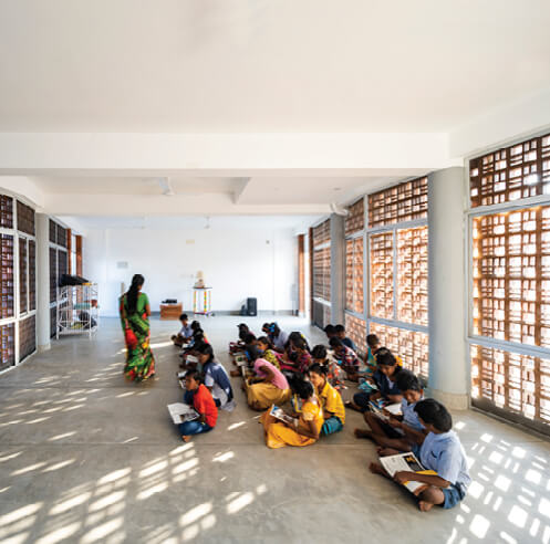 Anupama Kundoo creates a nurturing space for children with Sharana Daycare Facility