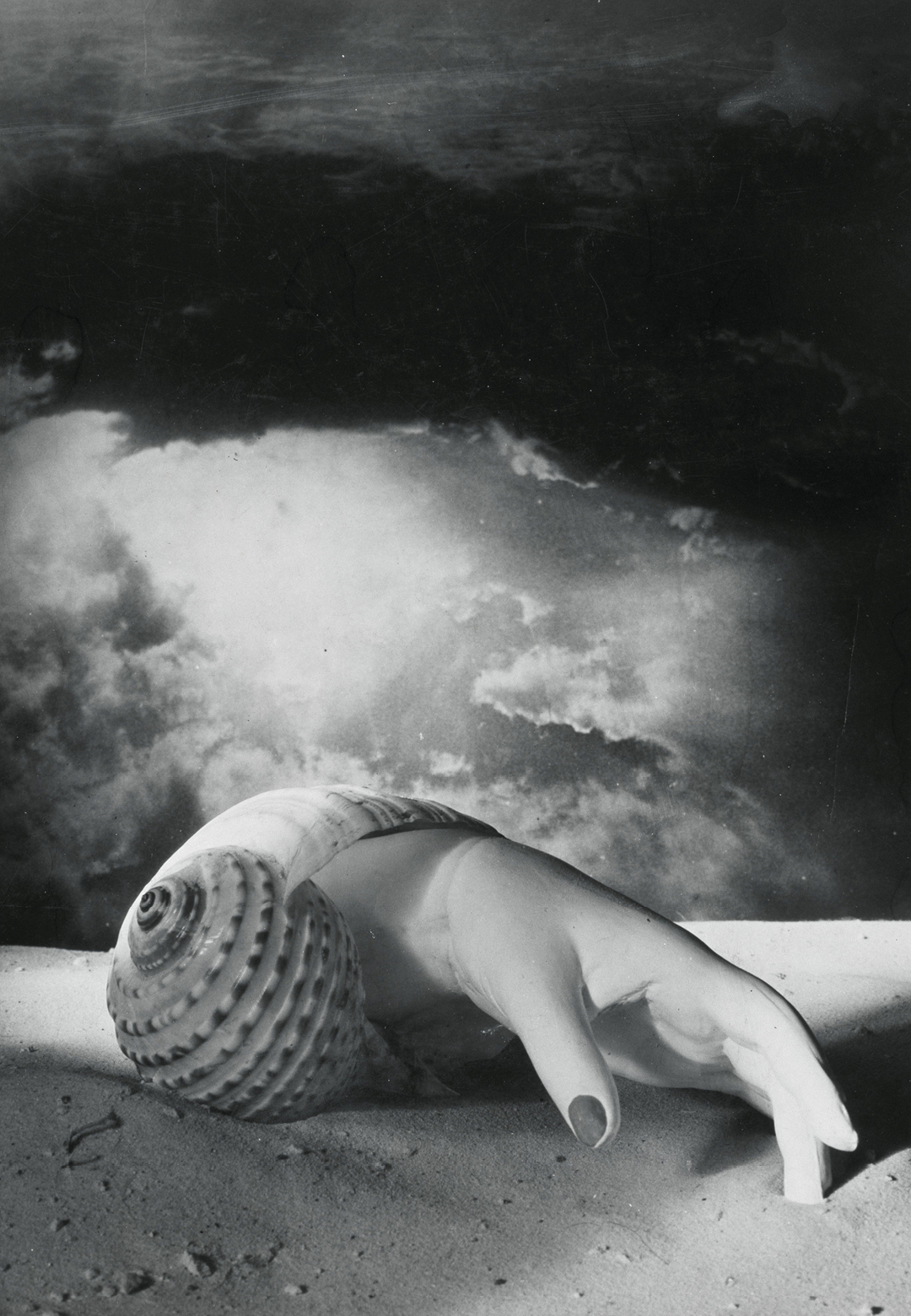 Untitled (Hand-Shell) 1934 | Dora Maar | Tate Modern, London | STIRworld
