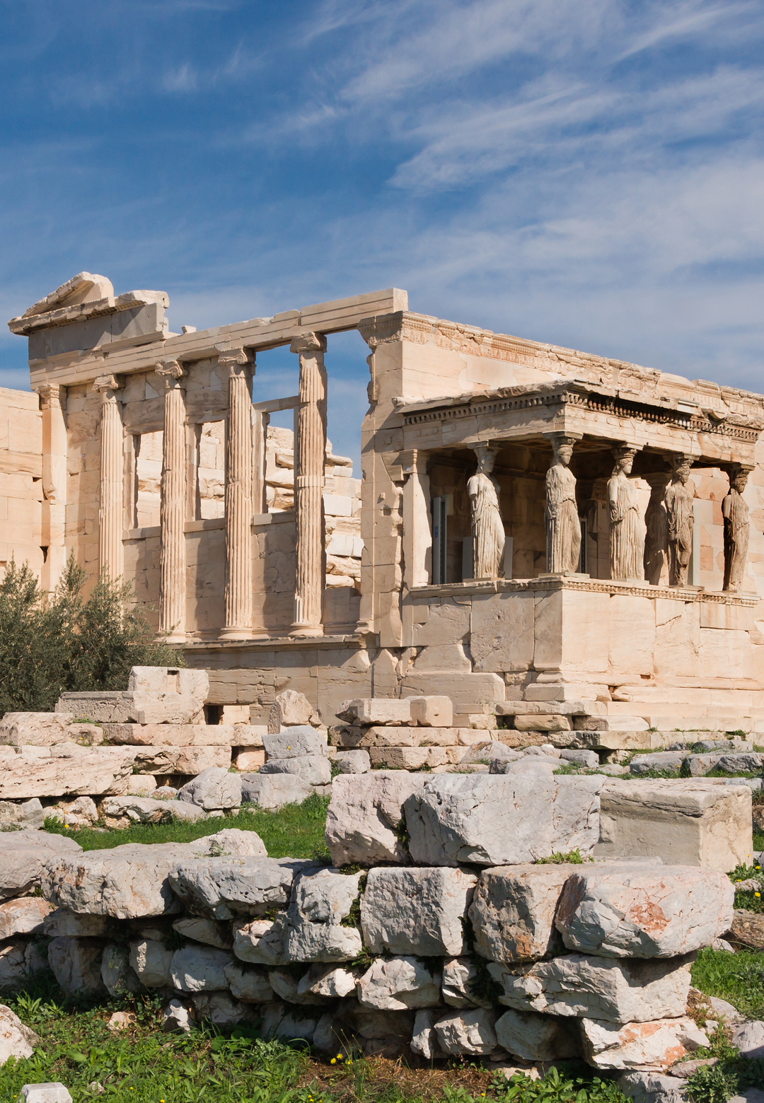 The Erechtheum or the Erechtheion at the Acropolis |Acropolis | Athens | STIRworld