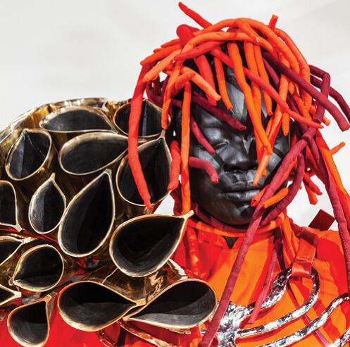 South African artist Mary Sibande discusses <em>Sophie,</em> her alter ego