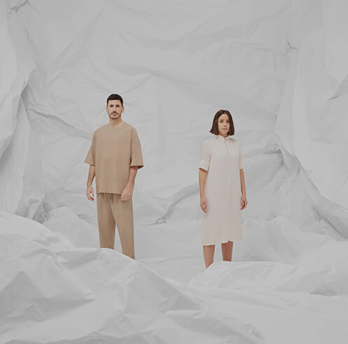 Spain-based Clap Studio explores 'isolation' through white cave installation