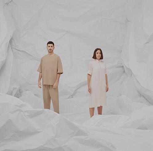 Spain-based Clap Studio explores 'isolation' through white cave installation